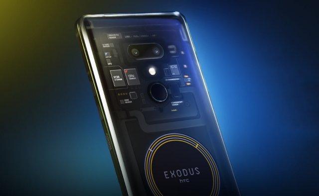 HTC Exodus 1 je prvi telefon kompanije orijentisan oko kriptovaluta! (VIDEO)