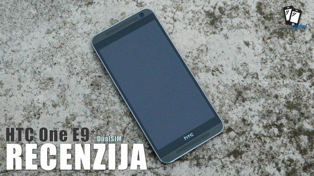 HTC One E9+ DualSIM - Test