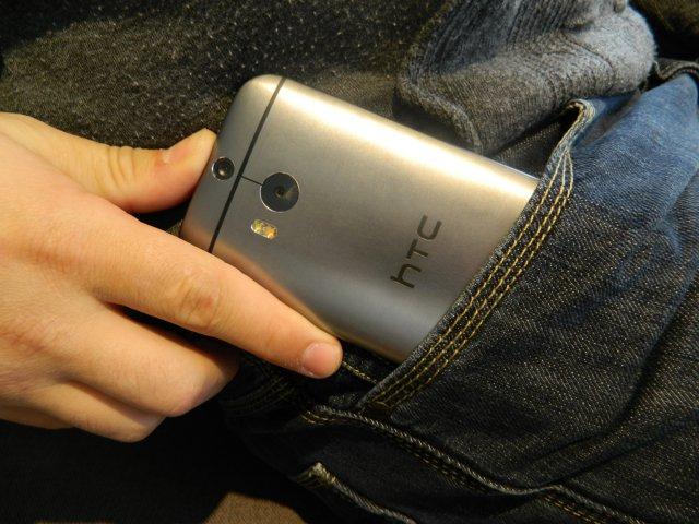 HTC One M8s - Test