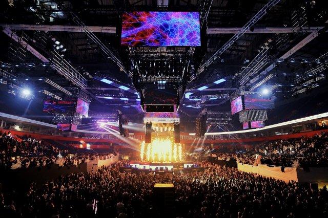 Huawei je napravio pravi spektakl u Štark areni! (FOTO)