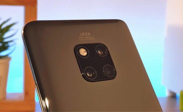 Huawei Mate 20 Pro - Kamera test (VIDEO)
