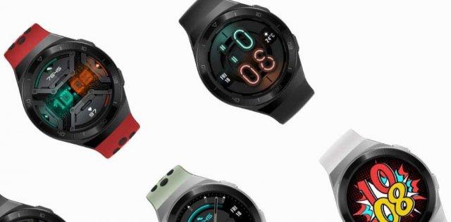 Huawei predstavio Watch GT 2e, sa 100 različitih opcija za praćenje fizičke aktivnosti!