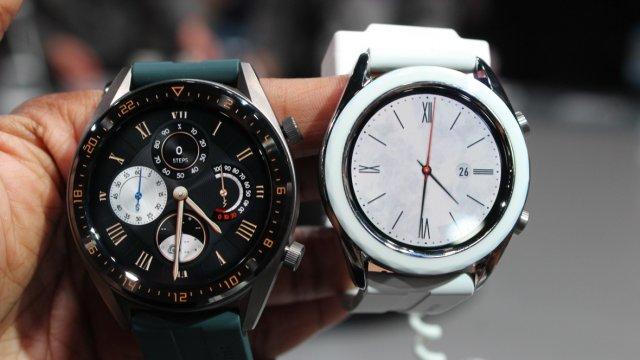 Huawei Watch GT Active i Elegant su novi pametni satovi kineske kompanije!