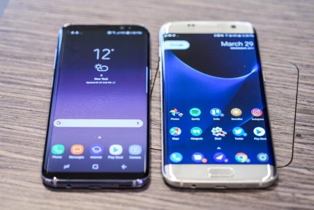 Instalirajte portovani Galaxy S8 ROM na Galaxy S7 i Galaxy S7 Edge telefon?