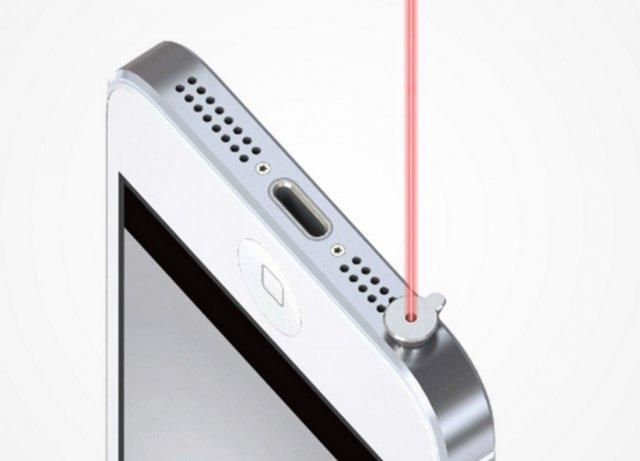 iPin Laser je laserski pokazivač za iPhone uređaje! (VIDEO)