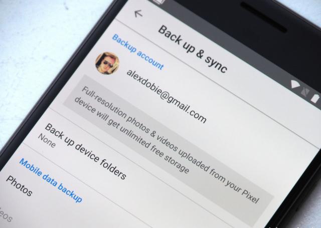 Kako besplatno aktivirati neograničen prostor na Google Slike?