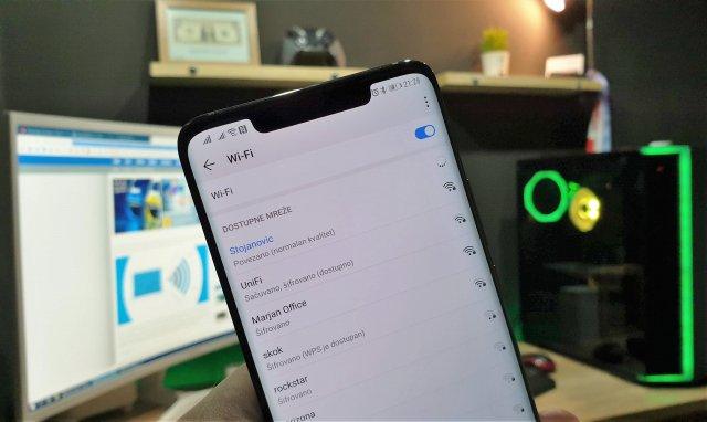 Kako bežično podeliti internet sa računara na telefon ili tablet?