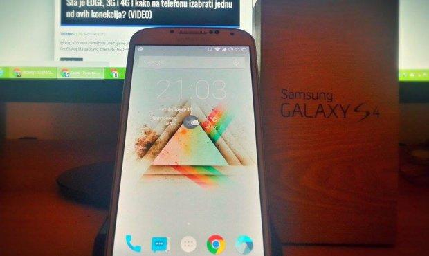 Kako instalirati Android 5 LolliPop (CM12) na Samsung Galaxy S4 telefon?