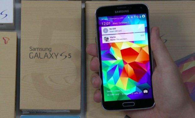 Kako instalirati Android 5 LolliPop na Samsung Galaxy S5?