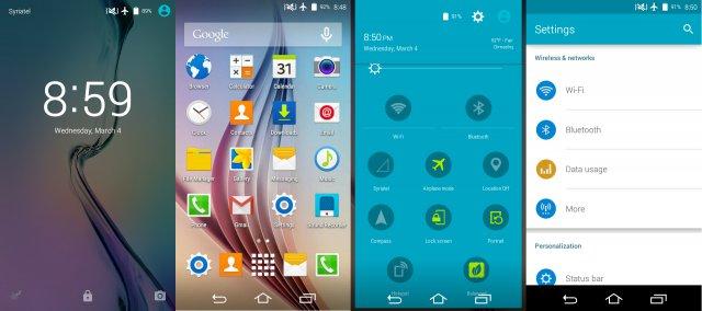 Kako instalirati Galaxy S6 temu na telefone koje pokreće CM12?