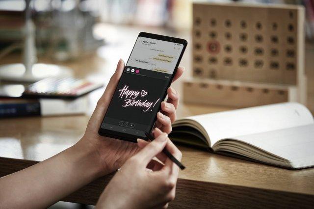 """Kako instalirati Note 8 """"Live Message"""" funkciju na Galaxy S8 telefon?"""