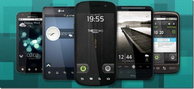 Kako promeniti zaključani ekran na telefonu?