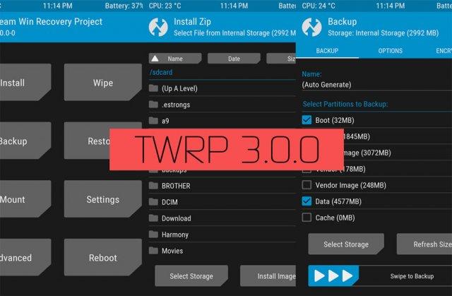 Kako instalirati novi TWRP recoveri na Android uređaju? [Flashify, Fastboot/ADB]