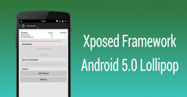 Kako instalirati Xposed Framework na Android 5 LolliPop-u?