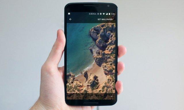 Kako instalirati žive pozadine sa Pixel 2 telefona?