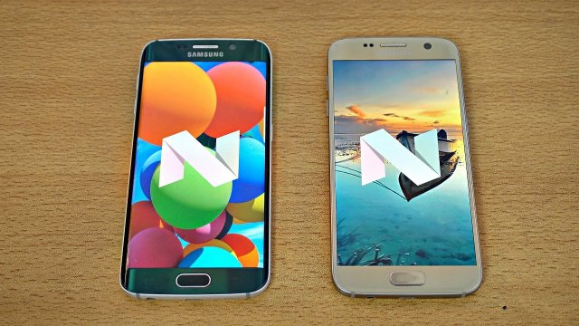 Kako instalirati zvanični Android 7 Nougat na Galaxy S6 ili Galaxy S6 Edge?