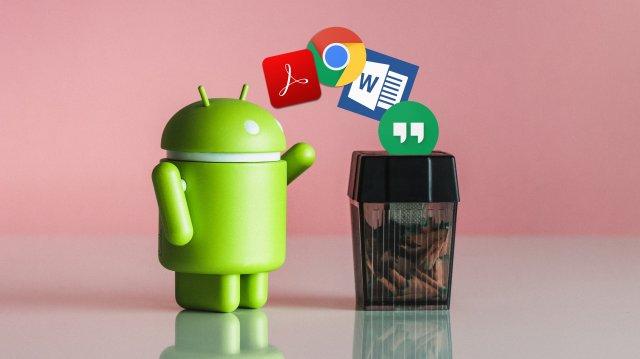 Kako izbrisati sistemsku ili preinstaliranu aplikaciju!?