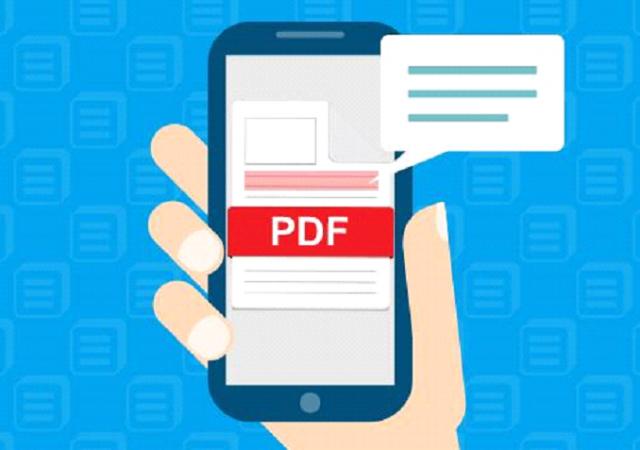 Kako konvertovati PDF fajlove na mobilnom telefonu?
