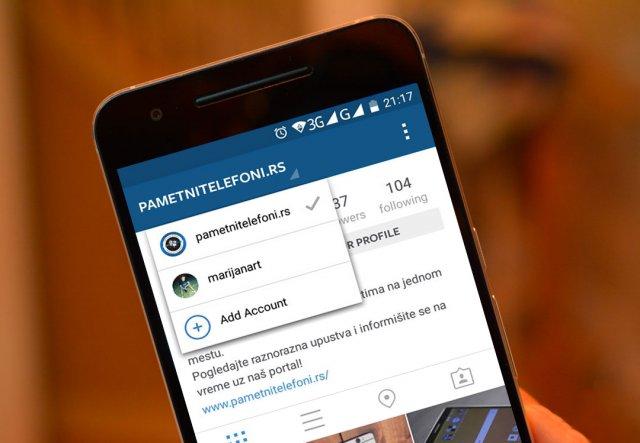 Kako koristiti dva ili više Instagram naloga na jednom telefonu? (VIDEO)