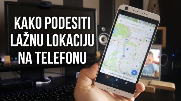Kako lažirati lokaciju na telefonu? [2017] (VIDEO)