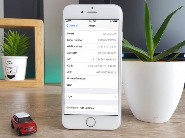 Kako naći serijski broj ili IMEI na iPhone uređajima!