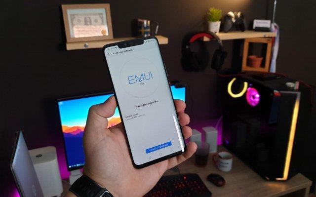 Kako nadograditi Huawei Mate 20 Pro na najnoviji EMUI 9.1?