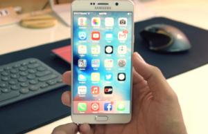 Kako namestiti da Android telefon izgleda kao iPhone?