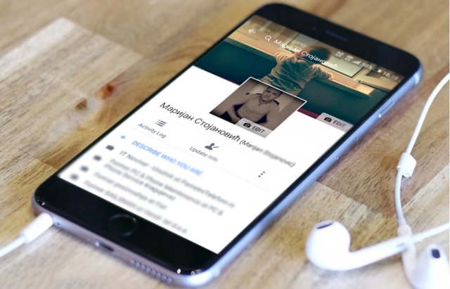 Kako napraviti zanimljiv video i postaviti ga umesto profilne fotografije na Facebook-u? [Android, iOS]
