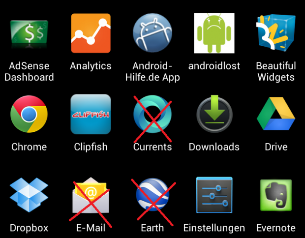 Kako obrisati sistemske aplikacije na Android telefonu?