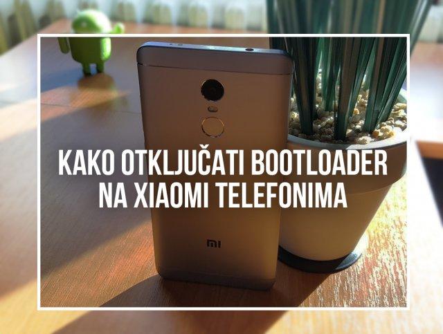 Kako otključati bootloader na Xiaomi telefonima?