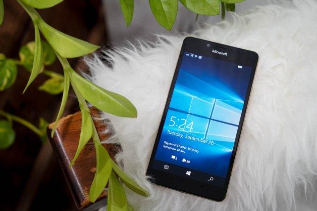 Kako po prvi put podesiti Windows 10 telefon?