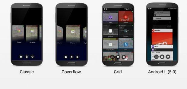 "Kako podesiti Android 5 LolliPop ""recent app"" izgled?"