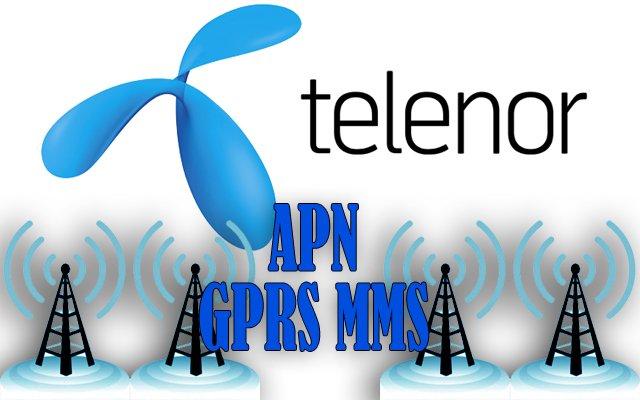 Kako podesiti parametre za mobilni internet? (Telenor mreža)