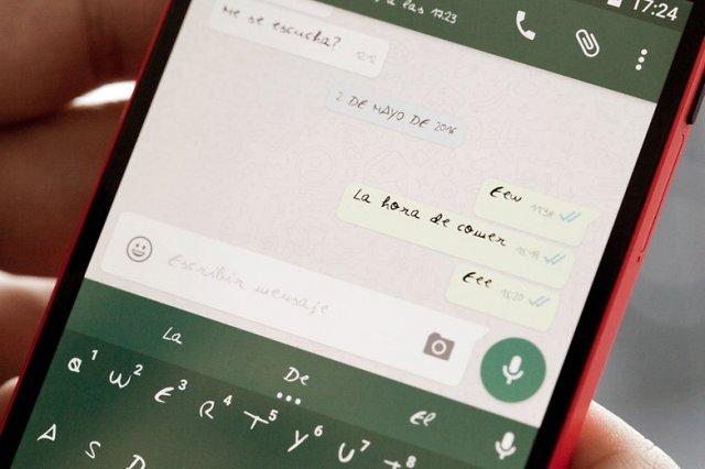 Kako podesiti svoj rukopis kao font na telefonu?