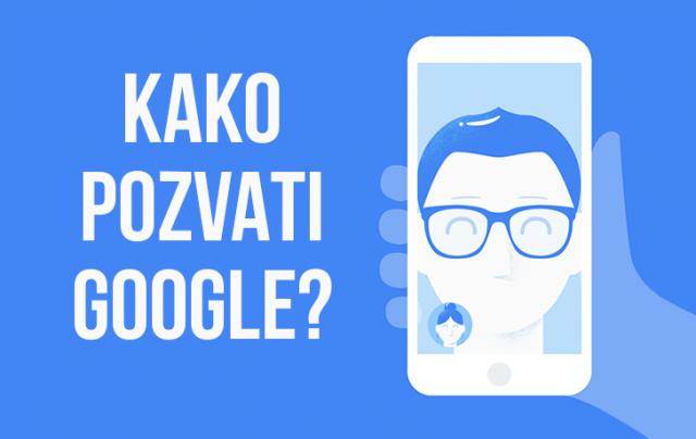 Kako pozvati Google podršku ili im poslati poruku?