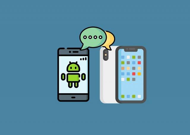 Kako prebaciti poruke sa iPhone-a na Android telefon?