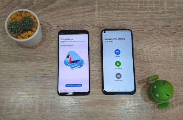 Kako prebaciti sve aplikacije i ostale podatke sa starog na novi Huawei telefon? (VIDEO)