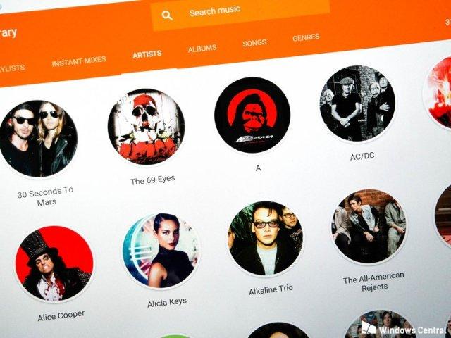 Kako prebaciti svu muziku sa Google Muzika na Windows 10 Groove servis?