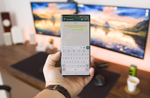 Kako prebaciti WhatsApp podatke sa iPhone na Samsung telefon?