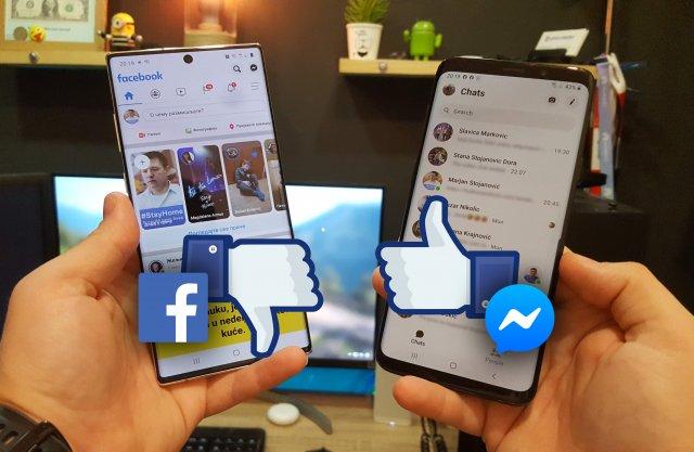 Kako privremeno deaktivirati Facebook nalog, ali ipak koristiti Messenger!
