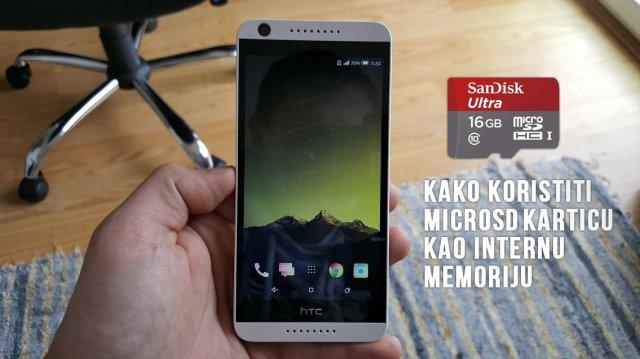 Kako proširiti memoriju za aplikacije na Android uređajima?