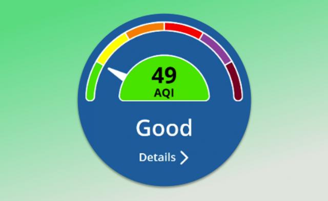 Kako proveriti lokalni indeks kvaliteta vazduha na telefonu?