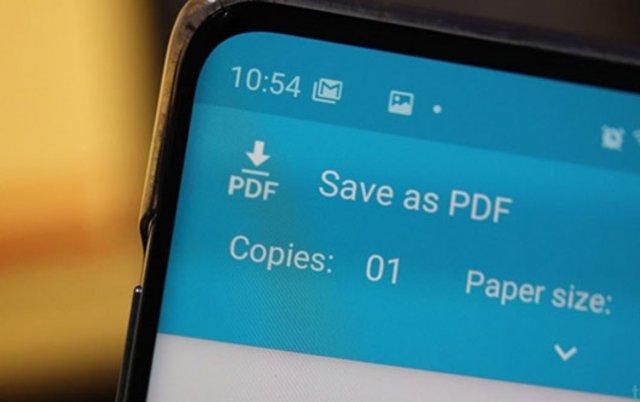 Kako sačuvati web stranu kao PDF na Android uređajima?