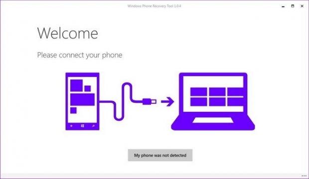 Kako se vratiti sa Windows 10 TP za telefone na Windows Phone 8.1?