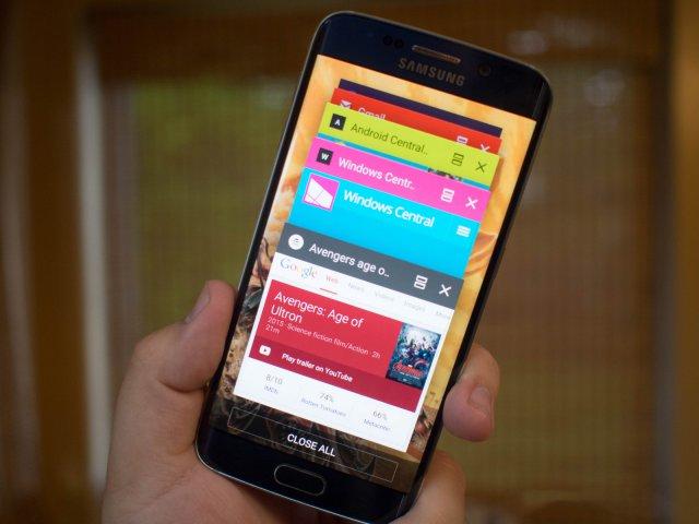 Kako sjediniti ili rastaviti sve Chrome prozore na Android-u!?