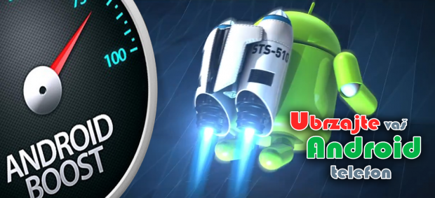 Kako ubrzati Android telefon!
