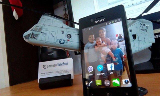 Kako ubrzati Sony Xperia Miro telefon!?