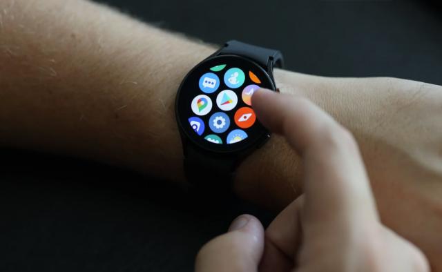 Kako uključiti brzu promenu aplikacija na Galaxy Watch 4?