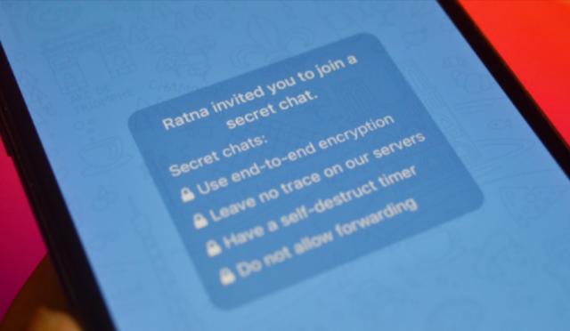 Kako započeti šifrovano, tajno ćaskanje u Telegram aplikaciji?