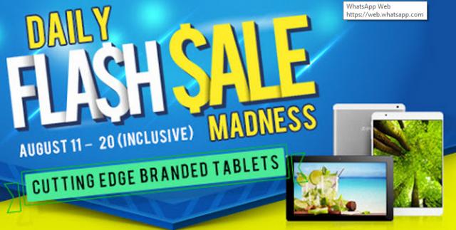 "Karneval tablet računara je upravo počeo! Kupite tablet po ""smešno"" niskim cenama!"